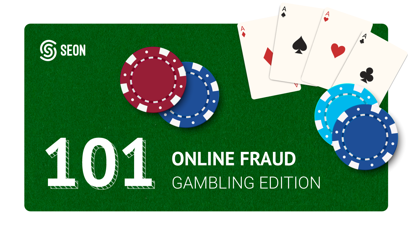 Online Fraud 101-Gambling Edition