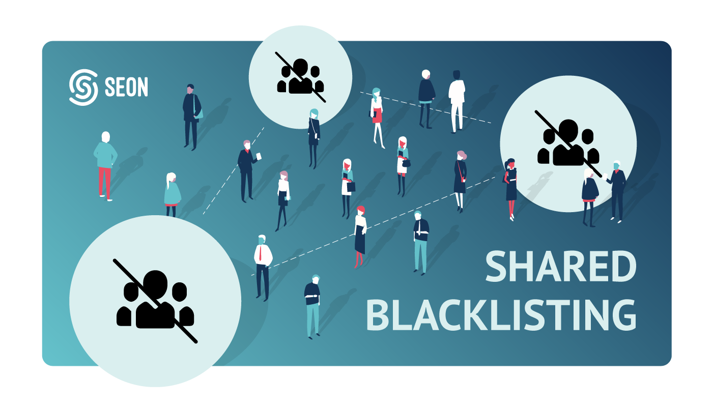 The Downsides of Shared Blacklists